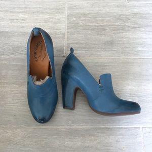 Kork -Ease Harper Pumps - Blue